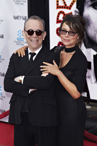 """40th Anniversary Restoration of Cabaret"" Premiere Jennifer Grey, Joel Grey4-12-2012 / Grauman Chinese Theater / TCM Film Festival / Hollywood CA / Photo by Kevin Kozicki - Image 24206_0168"