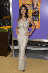 """The Best Exotic Marigold Hotel"" Premiere Pooja Kumar4-23-2012 / Ziegfeld Theater / Fox Searchlight / New York NY / Photo by Eric Reichbaum - Image 24210_0022"