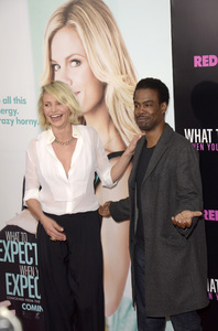 """""""What to Expect When You Are Expecting"""" Premiere Cameron Diaz, Chris Rock5-8-2012 / AMC Lincoln Square Theater / Lions Gate / New York NY / Photo by Eric Reichbaum - Image 24215_055"""