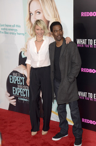 """What to Expect When You Are Expecting"" Premiere Cameron Diaz, Chris Rock5-8-2012 / AMC Lincoln Square Theater / Lions Gate / New York NY / Photo by Eric Reichbaum - Image 24215_056"