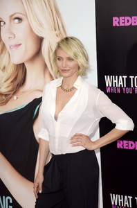 """What to Expect When You Are Expecting"" Premiere Cameron Diaz5-8-2012 / AMC Lincoln Square Theater / Lions Gate / New York NY / Photo by Eric Reichbaum - Image 24215_059"