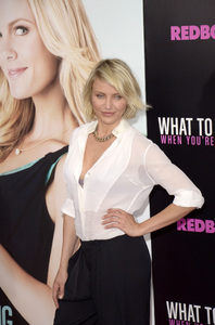 """What to Expect When You Are Expecting"" Premiere Cameron Diaz5-8-2012 / AMC Lincoln Square Theater / Lions Gate / New York NY / Photo by Eric Reichbaum - Image 24215_061"