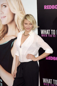 """What to Expect When You Are Expecting"" Premiere Cameron Diaz5-8-2012 / AMC Lincoln Square Theater / Lions Gate / New York NY / Photo by Eric Reichbaum - Image 24215_062"