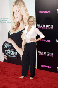 """What to Expect When You Are Expecting"" Premiere Cameron Diaz5-8-2012 / AMC Lincoln Square Theater / Lions Gate / New York NY / Photo by Eric Reichbaum - Image 24215_063"