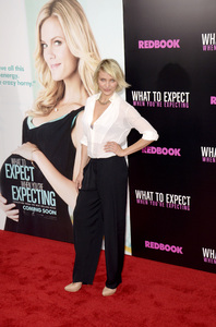 """What to Expect When You Are Expecting"" Premiere Cameron Diaz5-8-2012 / AMC Lincoln Square Theater / Lions Gate / New York NY / Photo by Eric Reichbaum - Image 24215_064"