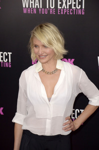 """What to Expect When You Are Expecting"" Premiere Cameron Diaz5-8-2012 / AMC Lincoln Square Theater / Lions Gate / New York NY / Photo by Eric Reichbaum - Image 24215_068"