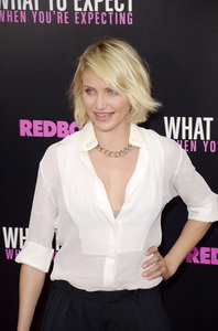 """What to Expect When You Are Expecting"" Premiere Cameron Diaz5-8-2012 / AMC Lincoln Square Theater / Lions Gate / New York NY / Photo by Eric Reichbaum - Image 24215_069"