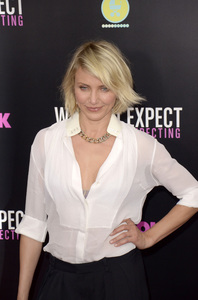 """What to Expect When You Are Expecting"" Premiere Cameron Diaz5-8-2012 / AMC Lincoln Square Theater / Lions Gate / New York NY / Photo by Eric Reichbaum - Image 24215_070"