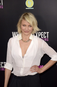"""What to Expect When You Are Expecting"" Premiere Cameron Diaz5-8-2012 / AMC Lincoln Square Theater / Lions Gate / New York NY / Photo by Eric Reichbaum - Image 24215_072"