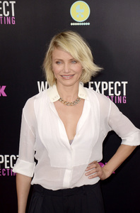 """What to Expect When You Are Expecting"" Premiere Cameron Diaz5-8-2012 / AMC Lincoln Square Theater / Lions Gate / New York NY / Photo by Eric Reichbaum - Image 24215_074"