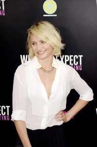 """What to Expect When You Are Expecting"" Premiere Cameron Diaz5-8-2012 / AMC Lincoln Square Theater / Lions Gate / New York NY / Photo by Eric Reichbaum - Image 24215_075"