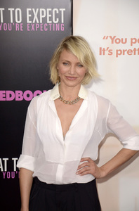 """What to Expect When You Are Expecting"" Premiere Cameron Diaz5-8-2012 / AMC Lincoln Square Theater / Lions Gate / New York NY / Photo by Eric Reichbaum - Image 24215_078"