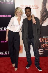 """What to Expect When You Are Expecting"" Premiere Cameron Diaz, Chris Rock5-8-2012 / AMC Lincoln Square Theater / Lions Gate / New York NY / Photo by Eric Reichbaum - Image 24215_082"