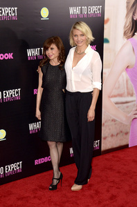 """""""What to Expect When You Are Expecting"""" Premiere Heidi Murkoff, Cameron Diaz5-8-2012 / AMC Lincoln Square Theater / Lions Gate / New York NY / Photo by Eric Reichbaum - Image 24215_168"""