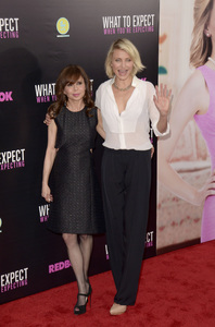 """What to Expect When You Are Expecting"" Premiere Heidi Murkoff, Cameron Diaz5-8-2012 / AMC Lincoln Square Theater / Lions Gate / New York NY / Photo by Eric Reichbaum - Image 24215_169"