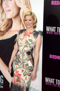 """What to Expect When You Are Expecting"" Premiere Elizabeth Banks5-8-2012 / AMC Lincoln Square Theater / Lions Gate / New York NY / Photo by Eric Reichbaum - Image 24215_191"