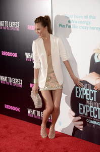 """""""What to Expect When You Are Expecting"""" Premiere Chrissy Teigan5-8-2012 / AMC Lincoln Square Theater / Lions Gate / New York NY / Photo by Eric Reichbaum - Image 24215_262"""