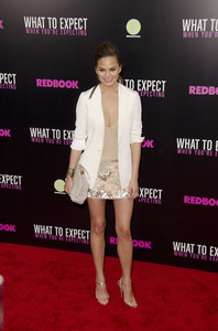 """What to Expect When You Are Expecting"" Premiere Chrissy Teigan5-8-2012 / AMC Lincoln Square Theater / Lions Gate / New York NY / Photo by Eric Reichbaum - Image 24215_270"