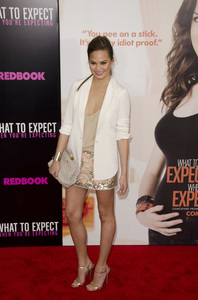 """What to Expect When You Are Expecting"" Premiere Chrissy Teigan5-8-2012 / AMC Lincoln Square Theater / Lions Gate / New York NY / Photo by Eric Reichbaum - Image 24215_280"