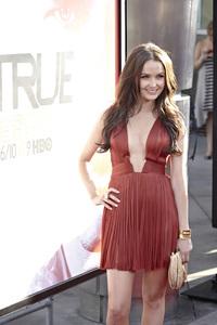 """True Blood"" Premiere Camilla Luddington5-30-2012 / Cinerama Dome / HBO / Hollywood CA / Photo by Benny Haddad - Image 24219_0010"