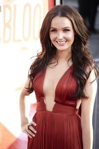 """True Blood"" Premiere Camilla Luddington5-30-2012 / Cinerama Dome / HBO / Hollywood CA / Photo by Benny Haddad - Image 24219_0019"