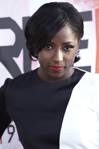 """True Blood"" Premiere Rutina Wesley5-30-2012 / Cinerama Dome / HBO / Hollywood CA / Photo by Benny Haddad - Image 24219_0105"