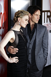 """True Blood"" Premiere Anna Paquin and Stephen Moyer5-30-2012 / Cinerama Dome / HBO / Hollywood CA / Photo by Benny Haddad - Image 24219_0163"