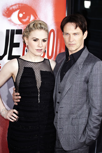 """True Blood"" Premiere Anna Paquin and Stephen Moyer5-30-2012 / Cinerama Dome / HBO / Hollywood CA / Photo by Benny Haddad - Image 24219_0176"