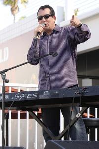 Jeff Lorber performing live at Baldwin Hills Crenshaw Plaza (pre-Playboy jazz concert) 05-27-2012© 2012 Michael Jones - Image 24222_0020