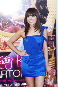 """Katy Perry: Part of Me"" Premiere Carly Rae Jepsen6-26-2012 / Grauman"