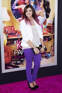 """Katy Perry: Part of Me"" Premiere Rebecca Black6-26-2012 / Grauman"