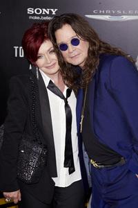 """Total Recall"" Premiere Ozzy Osbourne, Sharon Osbourne8-1-2012 / Grauman"