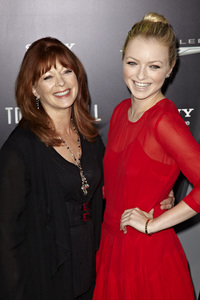 """Total Recall"" Premiere Francesca Fisher-Eastwood, Frances Fisher8-1-2012 / Grauman"