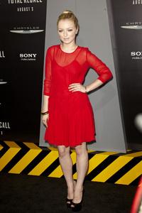 """Total Recall"" Premiere Francesca Fisher-Eastwood8-1-2012 / Grauman"