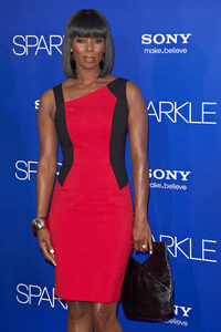 """Sparkle"" Premiere Tasha Smith8-16-2012 / Grauman"