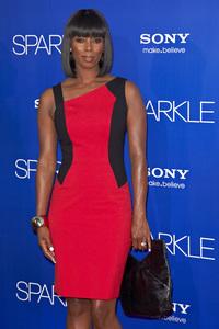 """""""Sparkle"""" Premiere Tasha Smith8-16-2012 / Grauman"""