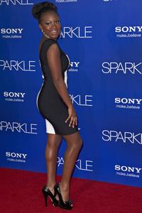 """Sparkle"" Premiere Naturi Naughton8-16-2012 / Grauman"