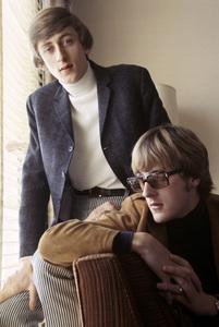 Chad & Jeremy (Chad Stuart, Jeremy Clyde)1966© 1978 Gene Trindl - Image 24250_0001