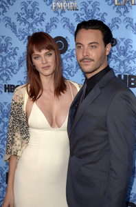 """Boardwalk Empire"" Premiere Shannan Click, Jack Huston9-5-2012 / Ziegfeld Theater / HBO / New York NY / Photo by Eric Reichbaum - Image 24251_0299"