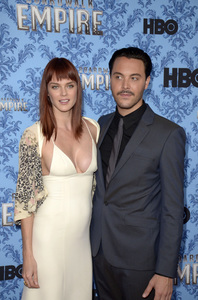 """Boardwalk Empire"" Premiere Shannan Click, Jack Huston9-5-2012 / Ziegfeld Theater / HBO / New York NY / Photo by Eric Reichbaum - Image 24251_0308"