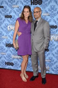 """Boardwalk Empire"" Premiere Stanley Tucci, Felicity Blunt9-5-2012 / Ziegfeld Theater / HBO / New York NY / Photo by Eric Reichbaum - Image 24251_0445"