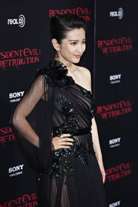 """Resident Evil: Retribution"" Premiere Bingbing Li9-12-2012 / Regal Cinemas L.A. Live / Screen Gems / Los Angeles CA / Photo by Benny Haddad - Image 24252_0030"