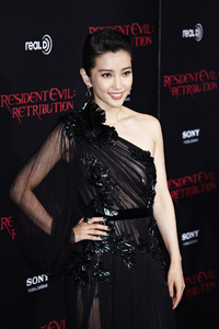 """Resident Evil: Retribution"" Premiere Bingbing Li9-12-2012 / Regal Cinemas L.A. Live / Screen Gems / Los Angeles CA / Photo by Benny Haddad - Image 24252_0032"