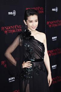 """Resident Evil: Retribution"" Premiere Bingbing Li9-12-2012 / Regal Cinemas L.A. Live / Screen Gems / Los Angeles CA / Photo by Benny Haddad - Image 24252_0033"