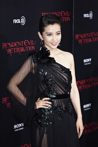 """Resident Evil: Retribution"" Premiere Bingbing Li9-12-2012 / Regal Cinemas L.A. Live / Screen Gems / Los Angeles CA / Photo by Benny Haddad - Image 24252_0033"