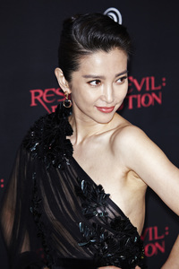 """Resident Evil: Retribution"" Premiere Bingbing Li9-12-2012 / Regal Cinemas L.A. Live / Screen Gems / Los Angeles CA / Photo by Benny Haddad - Image 24252_0038"