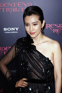 """Resident Evil: Retribution"" Premiere Bingbing Li9-12-2012 / Regal Cinemas L.A. Live / Screen Gems / Los Angeles CA / Photo by Benny Haddad - Image 24252_0039"