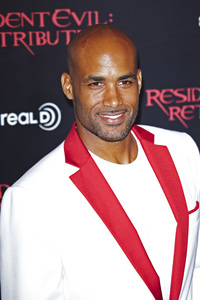 """Resident Evil: Retribution"" Premiere Boris Kodjoe9-12-2012 / Regal Cinemas L.A. Live / Screen Gems / Los Angeles CA / Photo by Benny Haddad - Image 24252_0056"