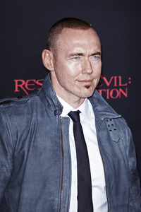 """""""Resident Evil: Retribution"""" Premiere Kevin Durand9-12-2012 / Regal Cinemas L.A. Live / Screen Gems / Los Angeles CA / Photo by Benny Haddad - Image 24252_0079"""