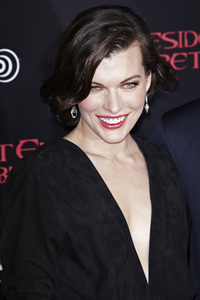 """Resident Evil: Retribution"" Premiere Milla Jovovich9-12-2012 / Regal Cinemas L.A. Live / Screen Gems / Los Angeles CA / Photo by Benny Haddad - Image 24252_0102"